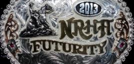 Mike McEntire 2013 Futurity Finalist